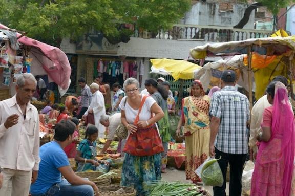 Udaipur market 11