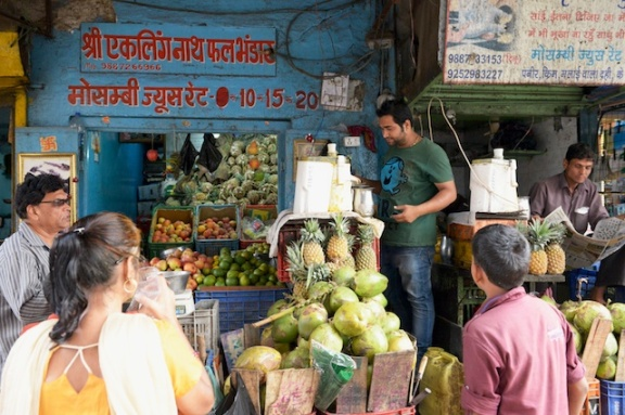 Udaipur market 24